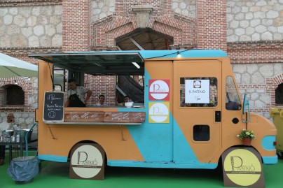 Passione Italia 2018 _ DIA I-378 - Food Truck
