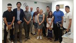 Incontro Di Orientamento Con I Partecipanti del progetto Spainergy
