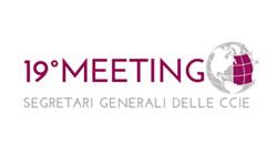 XIX meeting dei Segretari Generali delle Camere di Commercio Italiane all'Estero