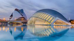 Novità per la delegazione della CCIS a Valencia