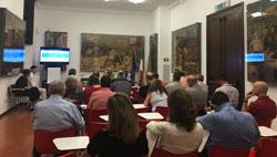 La CCIS en Umbria en el ámbito del proyecto FP-MMM
