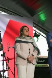 xPassione Italia 2018_Dia 2-285 - la presidenta della Regione Umbria Catiuscia Marini