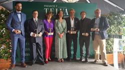 Alfa Romeo Stelvio, premiado por Unidad Editorial y la revista Telva