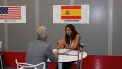 Encuentros con empresas italianas en el CNA Matching
