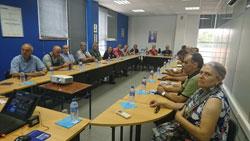 La CCIS en Lisboa en el ámbito del proyecto FP-MMM