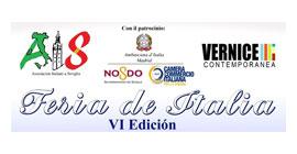 """VI Edición de la """"Feria de Italia"""" en Sevilla"""