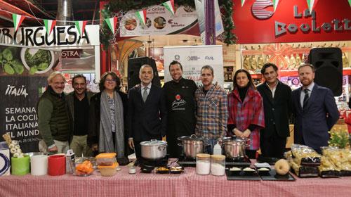 Éxito de la primera edición de TAPITALIA.eat