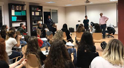 En Madrid tres encuentros entre colegios de la región de Emilia Romagna y los representantes de AS.ER.ES