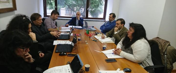 La CCIS en Lisboa para el primer encuentro con los socios del proyecto europeo YRP