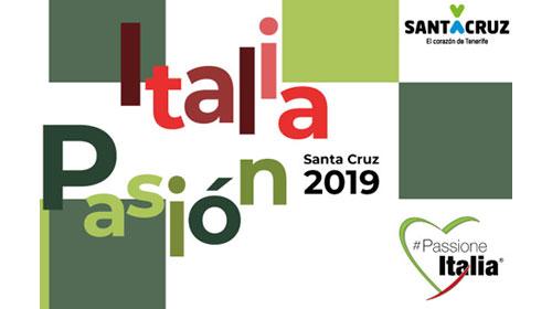 #PassioneItalia llega a Santa Cruz de Tenerife (1-3 de febrero)