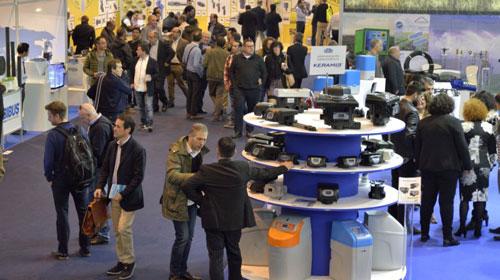 La CCIS per la prima volta alla fiera Smagua con una collettiva di imprese italiane del settore idrico
