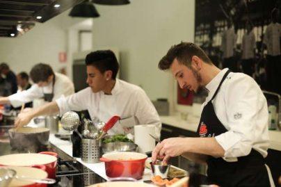 Prepara tu futuro - Jóvenes talentos de la cocina italiana-125x