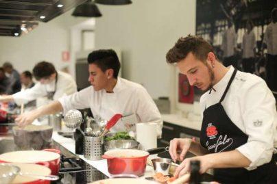 Prepara tu futuro - Jóvenes talentos de la cocina italiana-126x