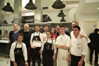 Prepara tu futuro - Jóvenes talentos de la cocina italiana-196x
