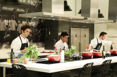 Prepara tu futuro - Jóvenes talentos de la cocina italiana-36x