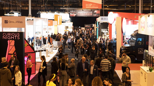La CCIS en la feria HIP – Hospitality Innovation Planet