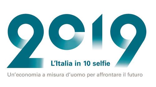 """Pubblicato il rapporto """"l'Italia in 10 selfie 2019"""""""