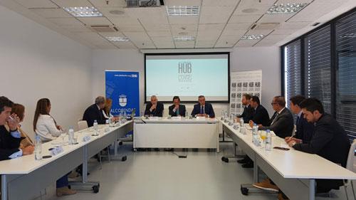 Encuentro con las empresas italianas con sede en Alcobendas
