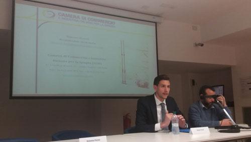 La CCIS en Roma para encontrar pymes interesadas en el mercado español