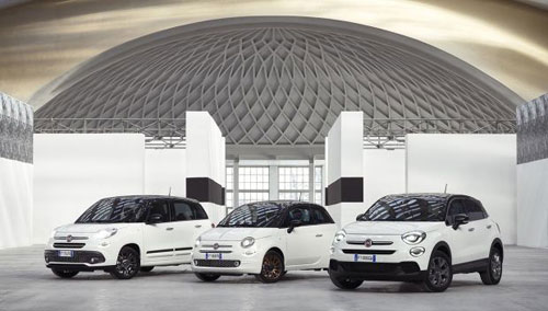 Fiat entra en el top 10 del mercado en febrero