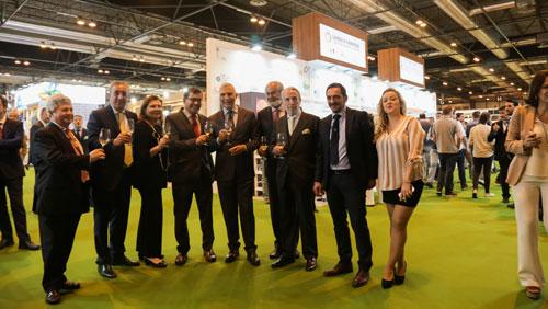Participación italiana en el XXXIII Salón Internacional de Gourmets de Madrid