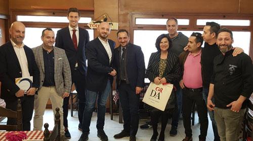 Inaugurata la nuova Antenna Territoriale CCIS a Vigo