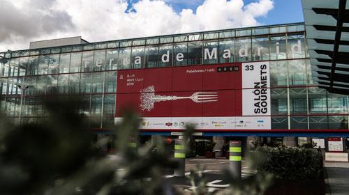 Salón de Gourmets di Madrid 2019