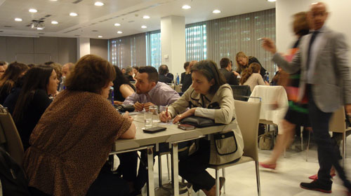 VII International Speed Networking a Madrid