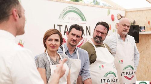 ¡The Authentic Italian Table cierra con un rotundo éxito su edición en Madrid!