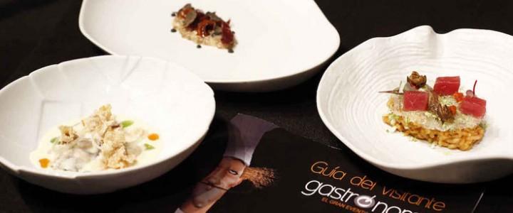 La CCIS organiza un espacio dedicado a la gastronomía italiana en Gastrónoma 2016