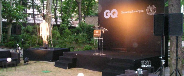Evento GQ