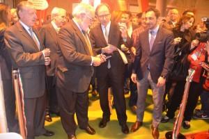 Foto Inauguración Área Italia