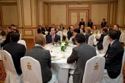 Almuerzo Cámaras Europeas