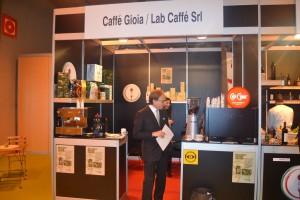 STAND CAFFÉ GIOIA-LAB CAFFÉ