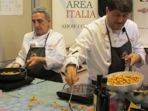 Show-cooking-Nicola-Stratot