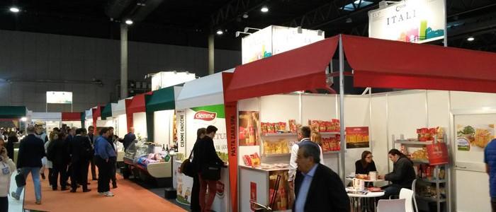 Italia ha sido el primer país extranjero por número de expositores en Alimentaria 2016