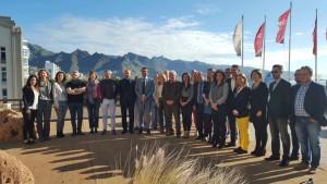 Gli imprenditori italiani partecipanti alla missione