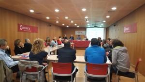 Incontro presso la Camera di Commercio di Tenerife