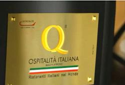 """23 restaurantes italianos en España recibirán la placa """"Hospitalidad Italiana"""" 2016"""