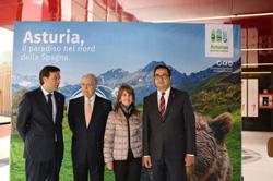 La semana de Asturias en la Expo de Milán 2015