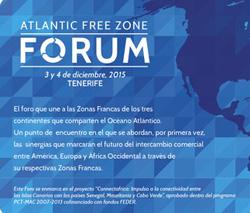 Atlantic Free Zone Forum 2015