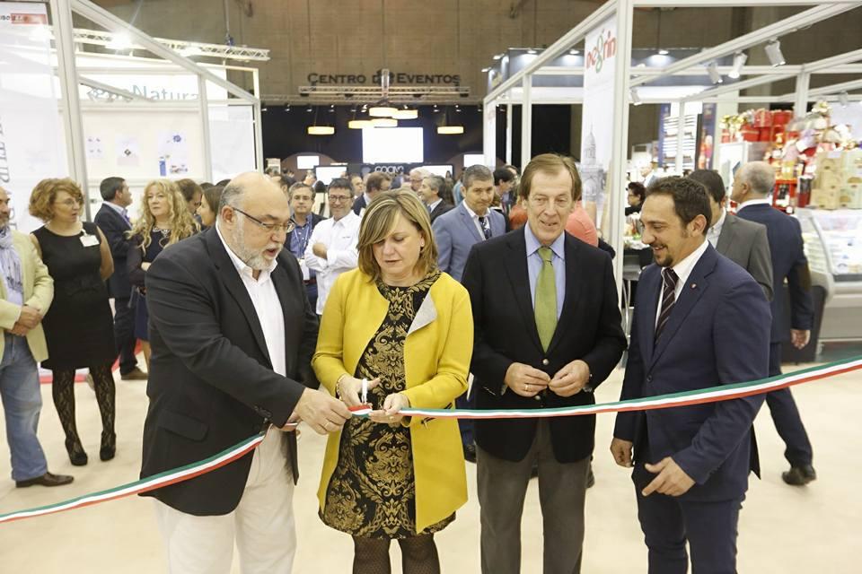 inauguración Área Italia