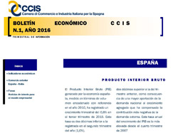 Pubblicato il nuovo Bollettino Economico della CCIS