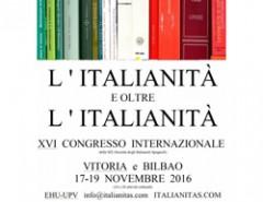 XVI Congresso Internazionale della Sociedad Española de Italianistas