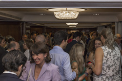 Più di 250 persone all'ultimo European Business Drink