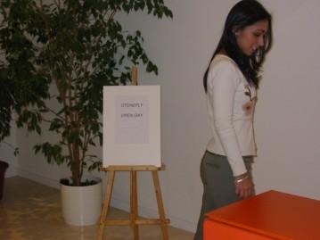 Presentazione Stonefly 2003