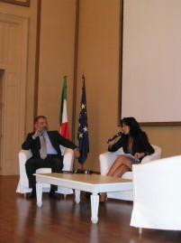 Conferenza imprenditoria femminile Reggio Calabria - Madrid - 10-09-2008