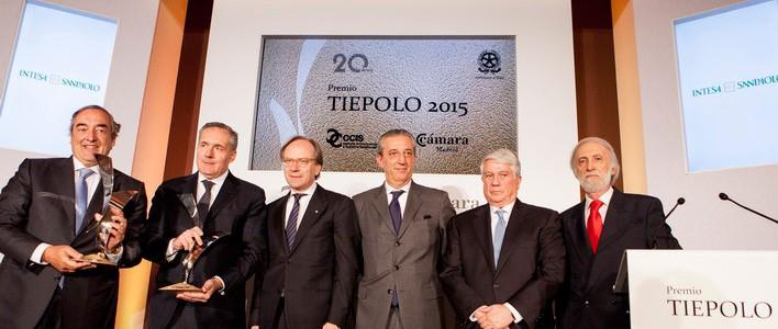 Premio Tiepolo Edición 2015