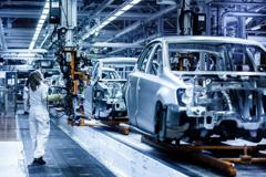 Las exportaciones españolas de componentes del automóvil suben hasta abril un 7,4%