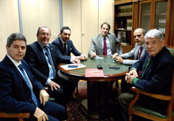La CCIS rafforza la collaborazione con le principali istituzioni delle Canarie